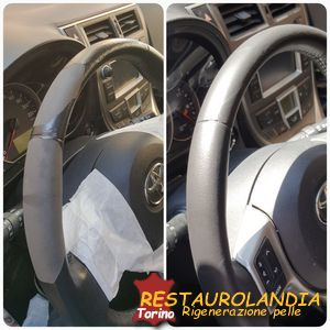 riparazione volante auto